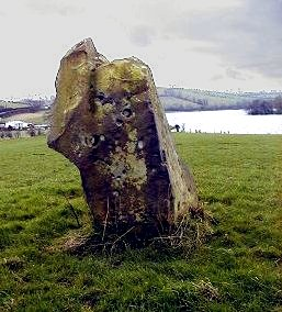 Drumnahare standing-stone